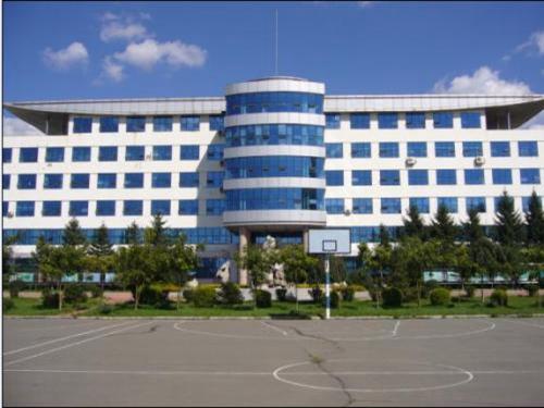 空军第二航空大学行政楼